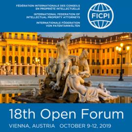 FICPI 18th Open Forum
