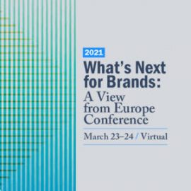 INTA - What's next for brands. Virtual conference